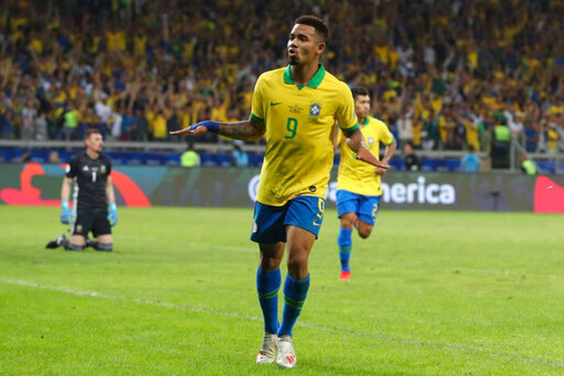 Brazil Blaze Trail for Historic Copa Win Despite VAR